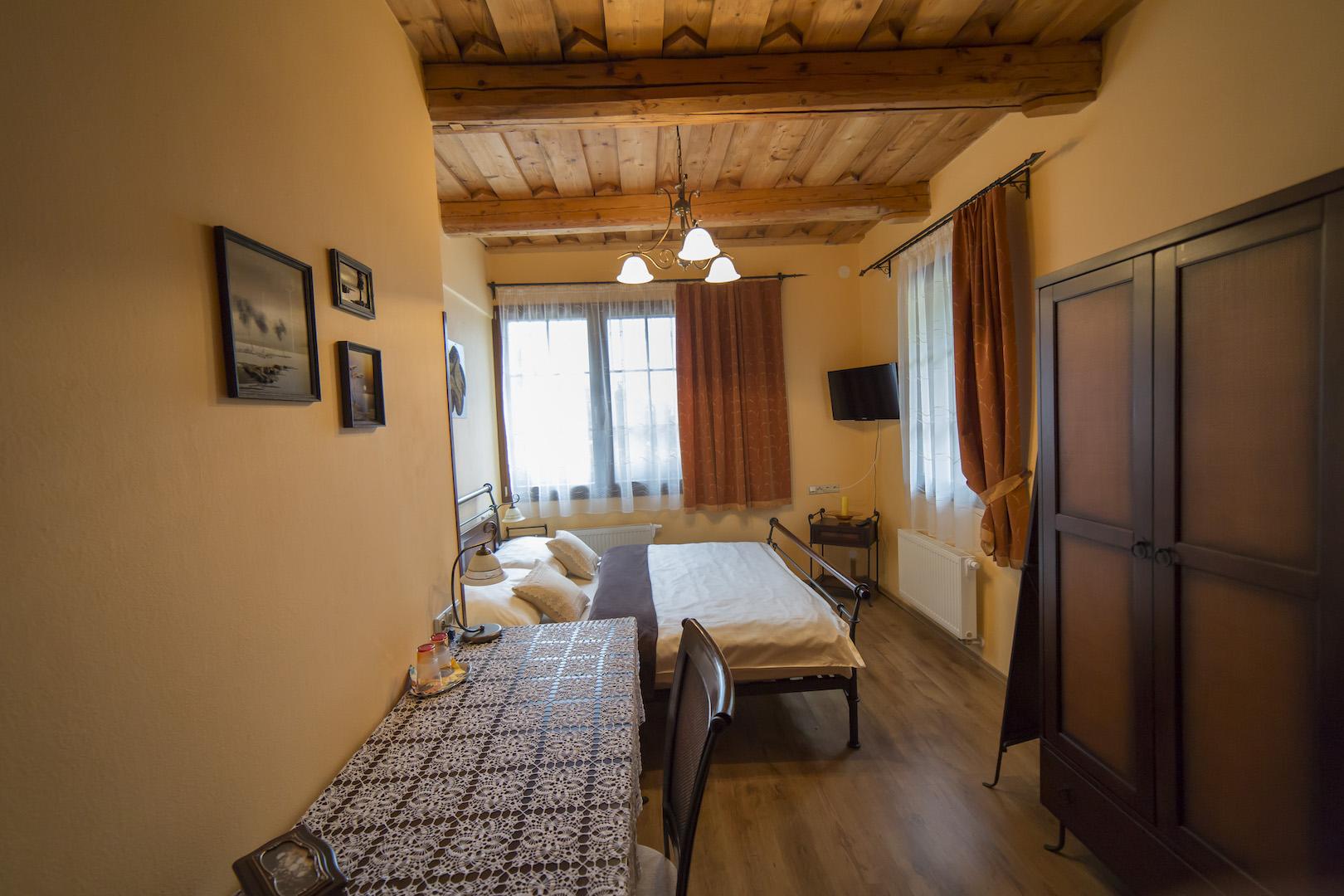 Izba č. 8 Dvojlôžková izba